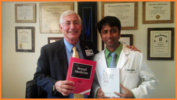dr-karthik-gunasekaran-with-dr-irvin-goldstein-sandiego-sexual-medicine
