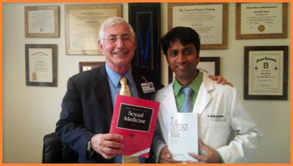 dr-karthik-gunasekaran-with-dr-irvin-goldstein-sandiego-sexual-medicine