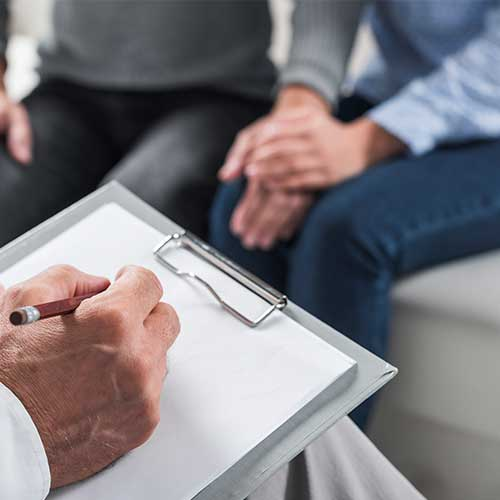 Psychosexual therapy for Sexual problems in couples