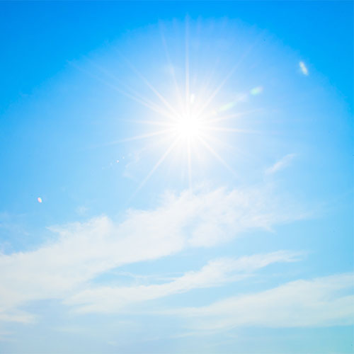 Vitamin D from Sunlight is very important for boosting testosterone levels in men