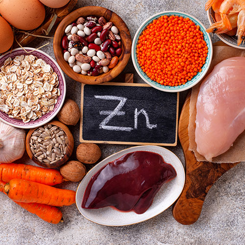 Zinc is very important for boosting testosterone levels in men