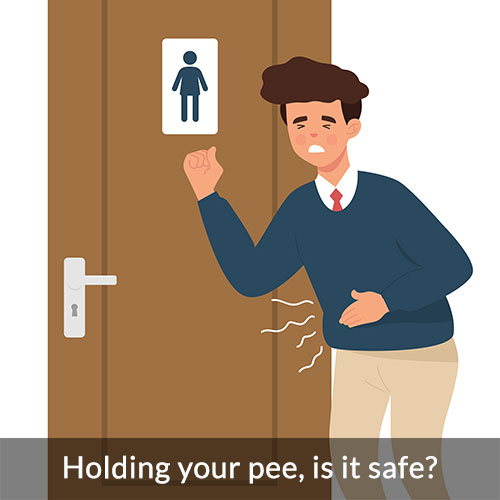 holding-your-pee-is-it-safe