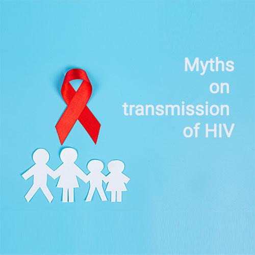 Myths about HIV/AIDS